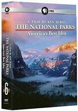 The National Parks: America's Best Idea (DVD, 2018, 6-Disc Set)