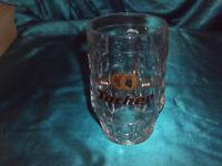 Bierkrug 0,4 l, Glas Bier Glakrug Tucher seit 1762 Brauereiglas Bierglas Sammler