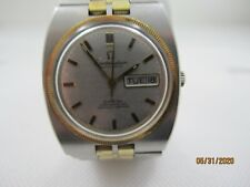 OMEGA CONSTELLATION 2 TONE DAY DATE CAL 751 24 JEWELS