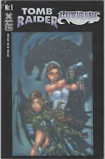 Comic Tomb Raider & Witchblade Holo 3D Cover Nr. 1