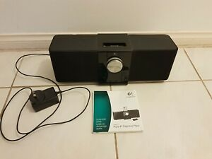 Logitech Pure-Fi Express Plus S-0067 Ipod/Iphone Dock and Alarm Clock
