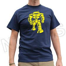 Big Bang Theory Sheldon's Robot Manbot Mens Ladies Kids T-Shirts and Vests S-XXL