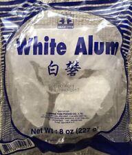 Natural Alum Stone Rocks Crystals Pure Mineral - Deodorant Astringent 8oz Tawas