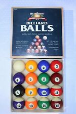 Vintage Harvard Sports Billiard Accessories Billiard Balls P0503