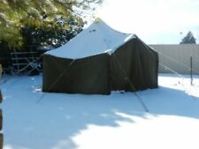 SGP Canvas Military Tent