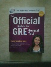 The Official Guide to the GRE General Test by Educational Testing Service (2016…