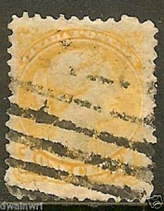 Canada Precancel stamp - Style G-35-V Bar Precancel   - dw908.2
