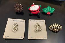 Miscellaneous Monogram Pins And Others