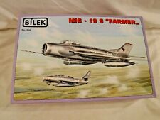 1/72 Bilek MiG 19 S Farmer Markings for Soviet Czech E German N Vietnam & China