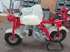 Honda Z50M FENDER SET PLASTIC REPRO   Both Front & Rear  Monkey bike Z50A AU