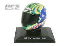 Troy Bayliss  - Helm Suomy Helmet - Moto GP Saison 2005 - 1:5 AL 2005-TB-H38
