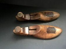 Vintage Wood Shoe Stretcher No 11 Wooden Knob