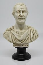 Statue Busto di Giulio Cesare - Bust of Julius Caesar (Made in Italy)