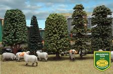 Maleza Juguetes 1:32 Escala escénico árboles BT2065 (MIB)