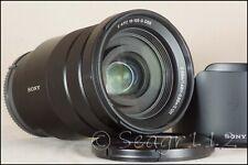 Sony E mount G-Series PZ 18-105mm f/4 Zoom Lens (SELP18105G) - Mint