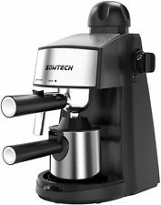 Coffee Espresso Machine Maker  4 Cup - SOWTECH  CM6811
