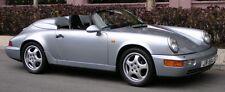 PORSCHE 964 SPEEDSTER REAR CAB TOP COVER SPEEDSTER HUMPS CARRERA 911 CAB