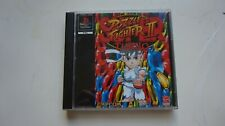 SONY PLAYSTATION PS1 SUPER PUZZLE FIGHTER 2 TURBO GAME