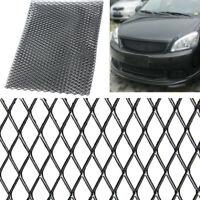 100 x 33cm/40x13'' Aluminium Racing Grille Mesh Vent Car Tuning Grill Net   AU