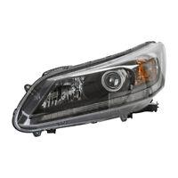 Left Headlight Assembly For 2013-2015 Honda Accord Sedan 2014 TYC 20-9358-00-1