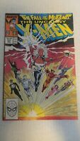 Uncanny X-Men #227 March 1988 Marvel Comics