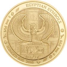 1 $2016 Palau-Egyptian symbols-winged Isis smartminting au