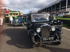 1935 Austin 12/4 Lowloader London Taxi  Goodwood Revival Parade Car