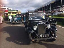 1935 Austin 12/4 Lowloader London Taxi  Goodwood Revival Parade Car