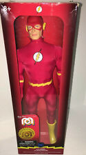 """Mego The Flash Action Figure 14"""" Limited Edition and Numbered NEW"""