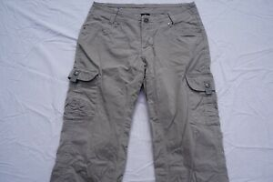 Kuhl Legendary Hiking, Climbing Cargo Pants Women's Size 6R