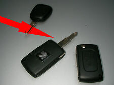 Peugeot 106 206 207 306 307 406 Schlüssel umbau auf Klappschlüssel Neue Version