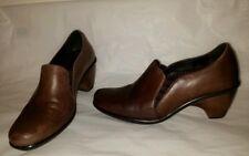 Fantastic DANSKO Size 38 (US 7.5-8) Slip On Closed Pumps Heel Shoes Shooties