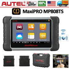Autel MP808TS Auto Diagnostic Scanner ALL Systems TPMS OBD2 WIFI Tablet MX808TS