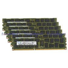 Samsung 48GB 6 X 8GB PC3-10600R DDR3-1333MHz ECC REG Server Memory RAM RDIMM hp