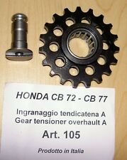 Honda CB72 CB77 Cappellini #105 chain tensioner sprocket A replaces 39mm roller