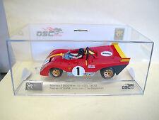 "SRC 1:32 Slotcar  Ferrari 312PB  #1  "" 1000Km Monza 1972 ""  Ref.  03202"