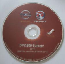 DVD Original GPS Europe Opel 2019 DVD800 - MY09