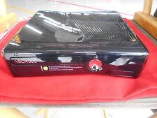 MICROSOFT XBOX 360 S 4GB BLACK CONSOLE + Controller + 1 Game BUNDLE