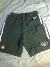 nike new york jets football shorts new without  tags size L mens