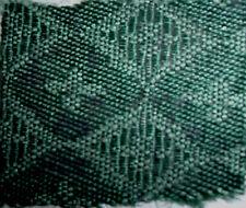 1966 AMC RAMBLER REBEL OEM UPHOLSTERY CLOTH GREEN