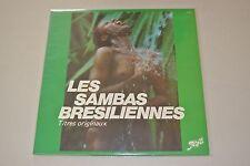 LES SAMBAS BRESILIENNES - TITRES ORIGINAUX, 77.039 ATOLL FRENCH PRESS NM/NM+
