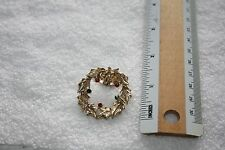 Fashion Jewelry Wreath Pin