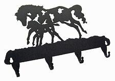 Paint Horse Key Hook - Mare & Foal - Keys - Holder