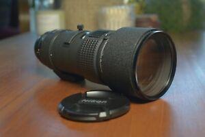 Nikon 300mm f4 AF