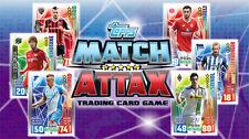 Topps Match Attax Karten Bundesliga 2015/16 neu 10Stück aussuchen aus fast allen