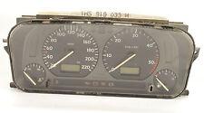 VW GOLF VENTO GTI MK3 CLOCKS SPEEDOMETER INSTRUMENT CLUSTER 1H5919033 M