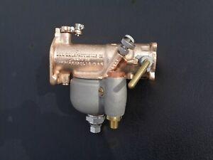 Rebuilt Linkert M6BA Carburetor 39-42 Indian Bonneville Models