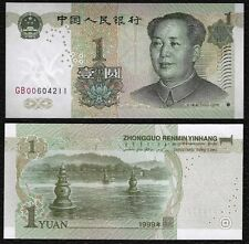 CHINA P895**1 YUAN***ND 1999***UNC GEM***LOOK SUPER SCAN