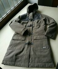 Merrell womens Duffle Coat Mongomery giaccone giacca parka SIZE M SLIM FIT NEW