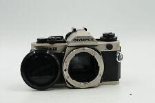 Olympus Om-4 Ti Slr Film Camera Body Champagne Om4Ti #837